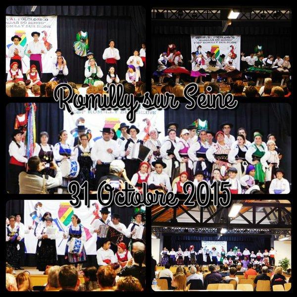 Festival Romilly sur Seine (31.10.15)