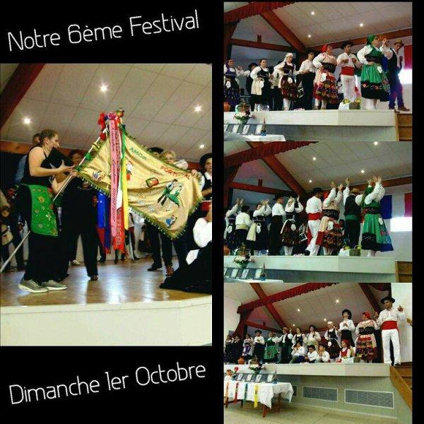 Notre 6ème Festival (01.10.17)