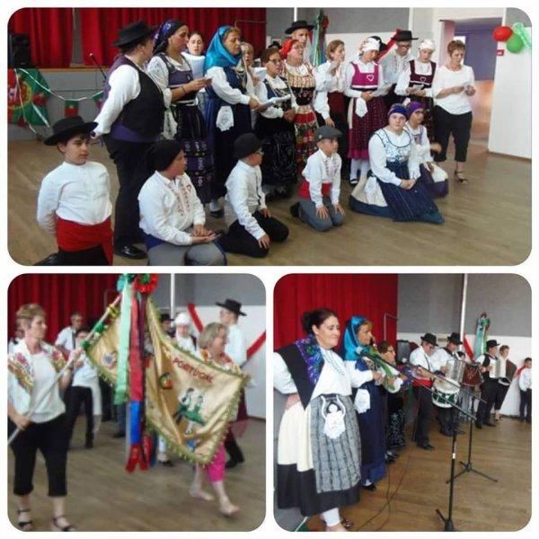 Repas thème Portugal | Villeneuve-la-Guyard (27.05.18)