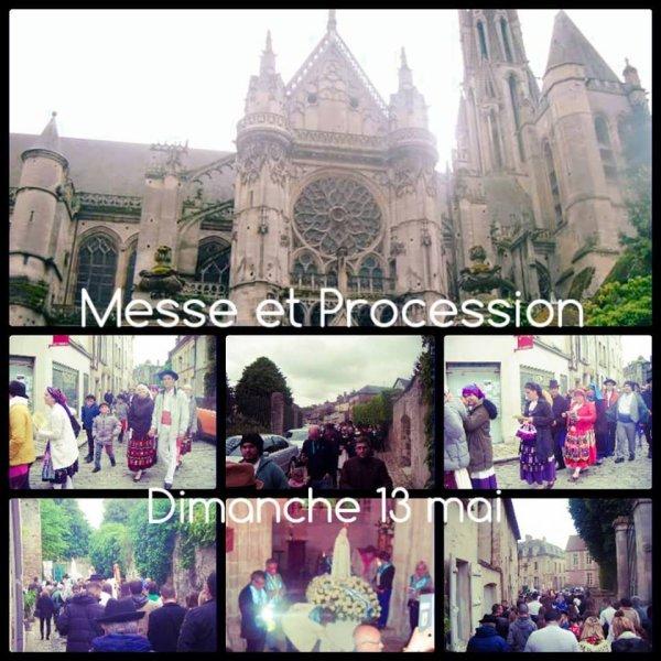 Messe-Procession & Festival | Senlis (13.05.18)