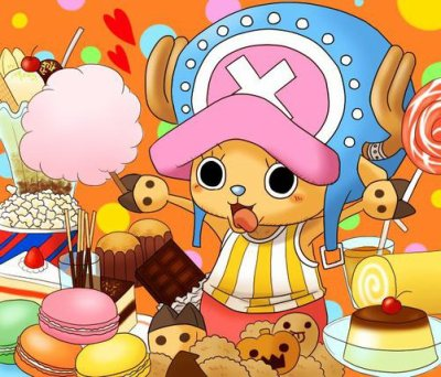 Chopper (Le plus kawaii ! =D)