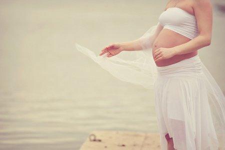 ~ Le plus beau cadeau qu'une femme peut avoir, c'est un bébé