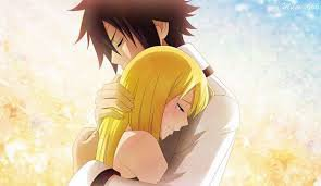 Lucy x Grey (fairy tail)