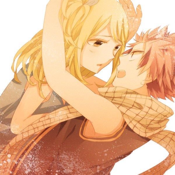 Lucy x Natsu (fairy Tail)