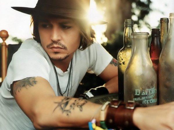 - Johnny Depp -