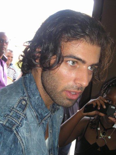 JenCarlos Canela RFO Martinique
