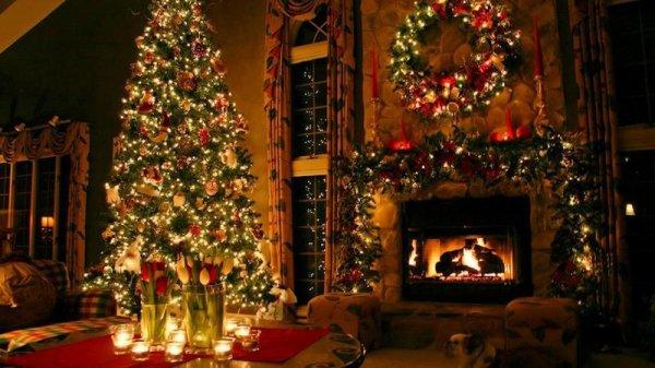 De magnifiques fêtes avec la famille et les amis...