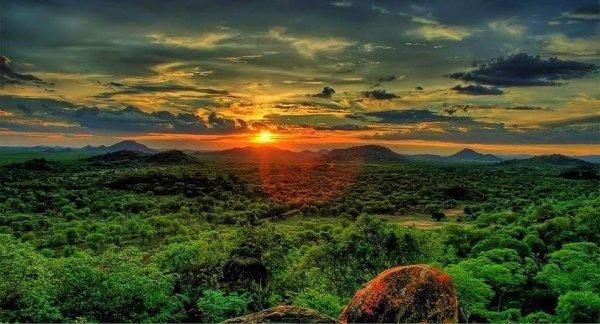 _____________Mère nature_____________                      Toi qui nous porte et continue à nous transmettre tes richesses,cette terre qui est notre stabilité cet air notre oxygène,l'énergie que tu libère alimente notre bien-être,malgré les intempéries et les maltraitances tu résiste te régénère,terre mère toi le visage de la beauté éternel,tu t'affaiblis tout de même un peu plus à cause des agissements de tes occupants,car c'est une harmonie indubitable entre l'homme et dame nature,celle-ci exprime sa colère quand le respect ne lui est rendu,les chants doux et virulent des tempêtes de sable de l'orient,les forêts denses et montagneuses tout en splendeur,les eaux des rivières et des mers parsemés d'éclats brillants de profondeur,le beau temps sous les tropiques car là-bas c'est le soleil et la pluie,tant de morts et de naissances as-tu vu après temps et poussières de m½urs,tu ne cesse de verdir par les années à mesure des siècles en splendeur,malgré les cicatrices causé par de nombreux oppresseurs,tu représentes l'élément unitaire entre l'équilibre naturel et spirituel,car toi mère nature tu es généreuse et portes en toi l'amour universel  ________________◇◆◇________________