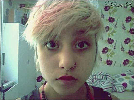 Je suis une jolie papillone x)