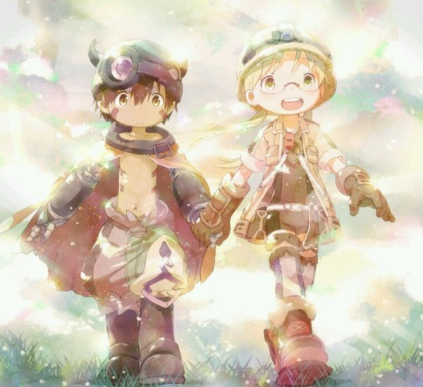Made in abyss ???