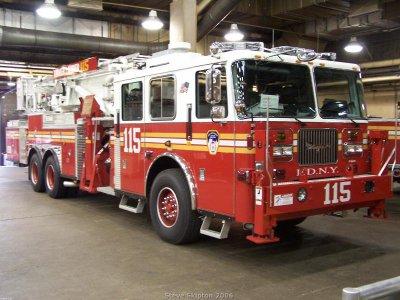 Tower Ladder 115