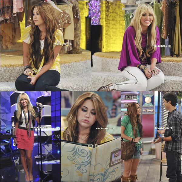 .31.10.10 : Voici de nouveaux Stills du dernier épisode de Hannah Montana !  .