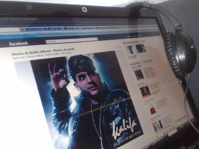 Egalement sur FaceBook !!