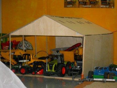 hangar fini