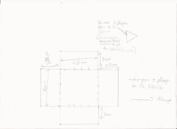 plan trémie lexion 770 à la demande de GRCFARM
