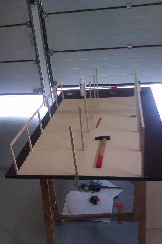 hangar fini !!!!!