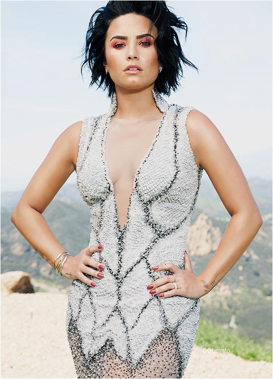 Magnifique photo par John Russo pour le magazine Latina