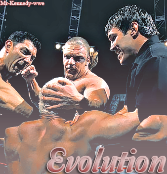 Your Best Federation About WWE--------------------------------» Evolution «-------------------------------Mr-Kennedy-wwe.skyrock.com