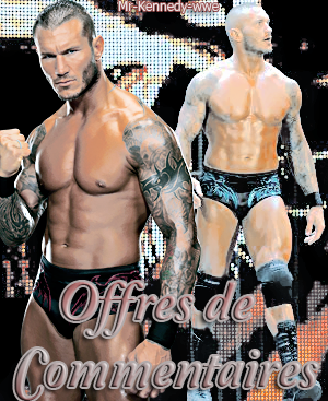 Your Best Source About Randy Orton----------------------» Offre De Commentaires «----------------------Mr-Kennedy-wwe.skyrock.com