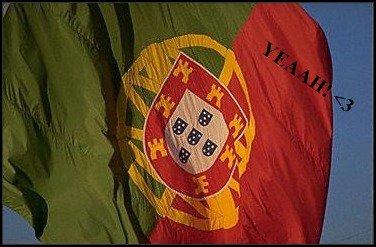 Etre Portugaise et l'une des plus belle fierté! <3       Chapitre IV ;