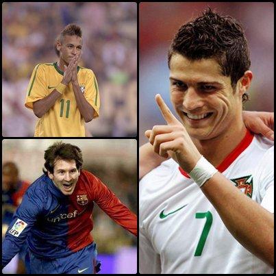 Mes 3 joueurs préférés