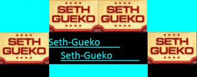 ::Seth GuekO::