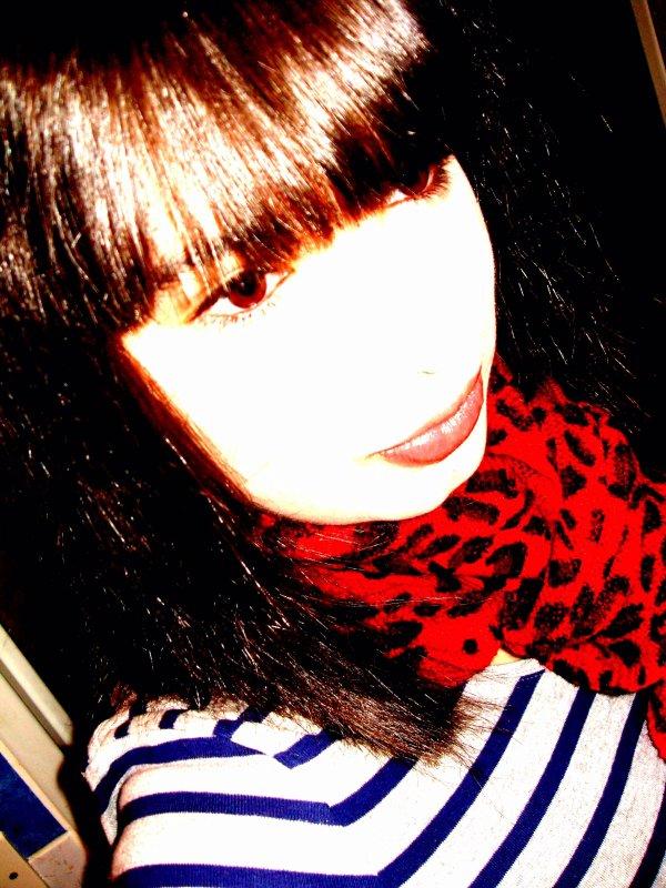 Encore & toujours une photo de moi..