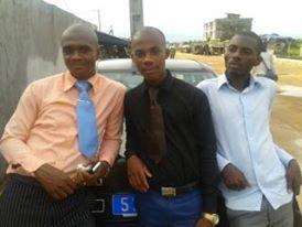 les ministres de l'eternel