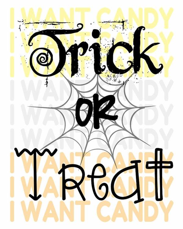 Treats #9 - Trick or Treat #4