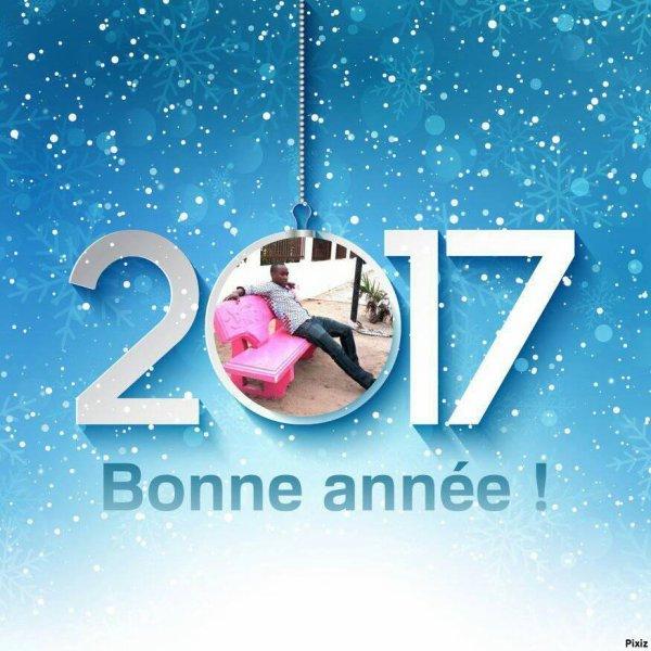 Meilleur Voeux 2017