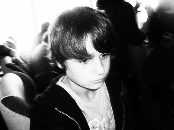 Mon Simon, mon meilleur ami. ♥
