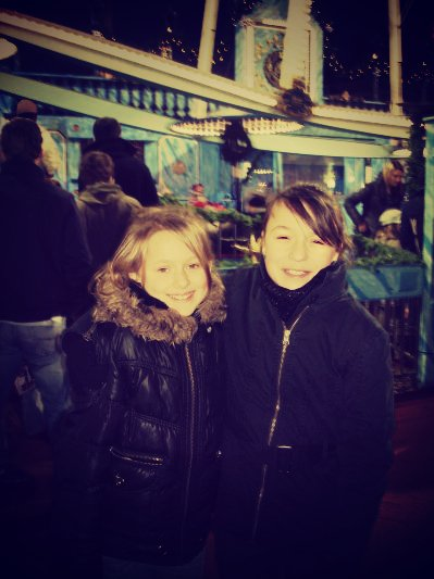 Lille seulement mes loulous. ♥