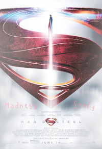 #7 - Man of steel, le nouveau superman