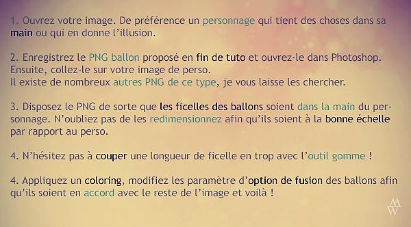 Tuto : balloons !