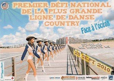 Danseurs et danseuses de country mobilisez vous !!!!!!!!