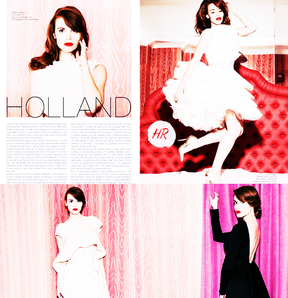 Magazines scans - Untitled Magazine (2015).