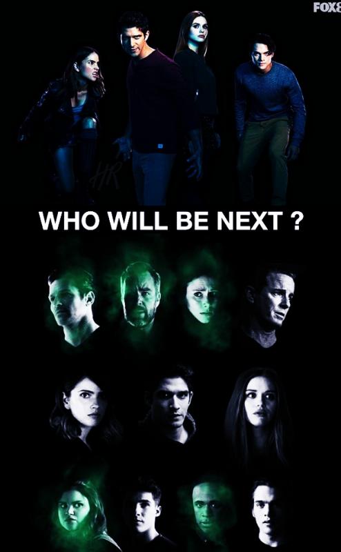 Teen Wolf - Nouvelle photo promo de la saison 6 + Nouvelle affiche promo.