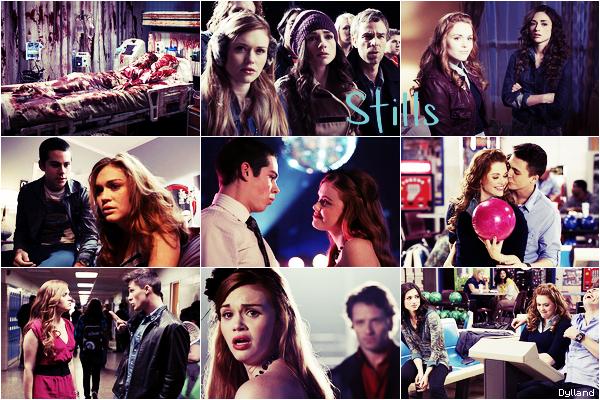 Holland Roden - Teen Wolf saison 1.