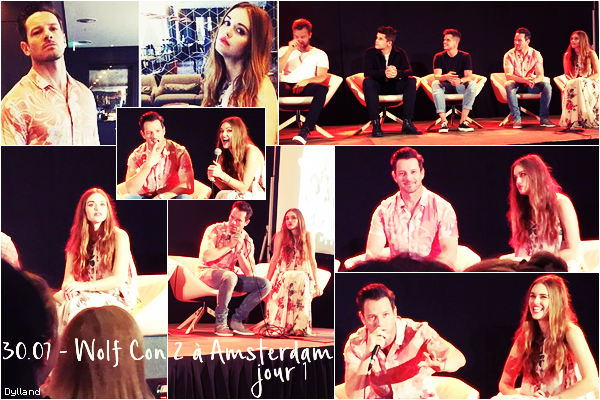 Holland Roden -  Events - Convention Wolf Con 2 à Amsterdam.