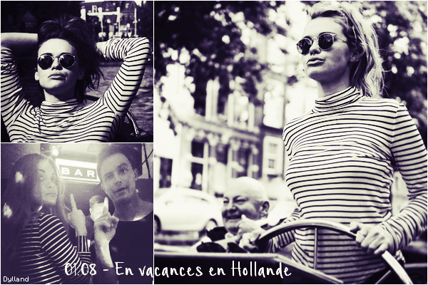 Holland Roden - Autres 2016 - Holland en vacances en Hollande.