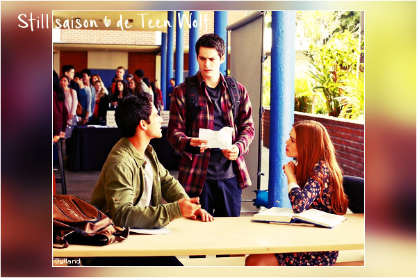 Teen Wolf - Nouveau still pour la saison 6.