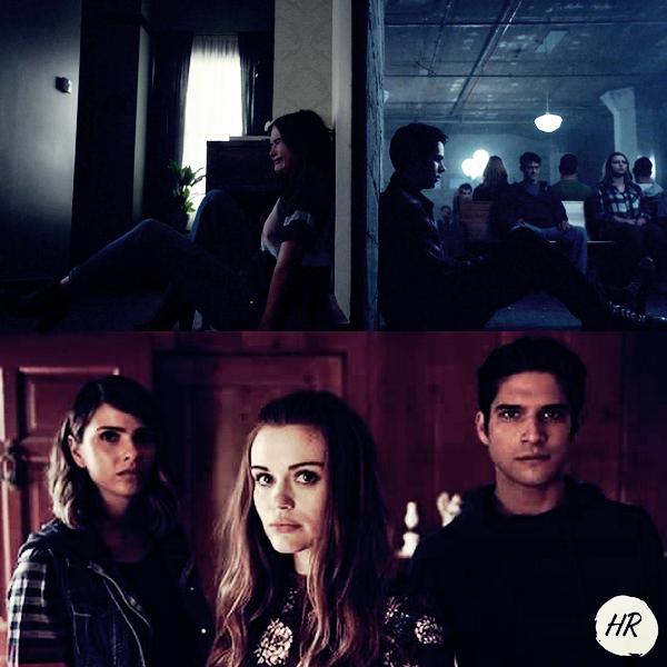 Teen Wolf - Nouveaux stills de la saison 6.