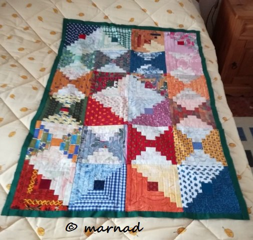 A quilter.....
