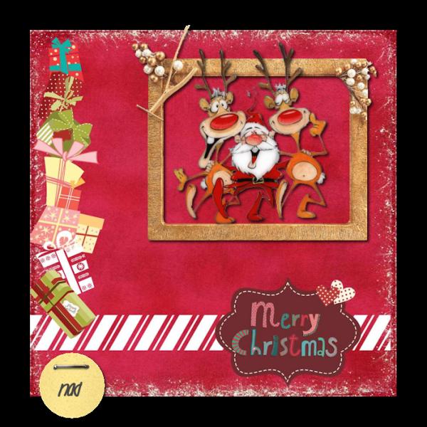 Joyeuses Noël à tous