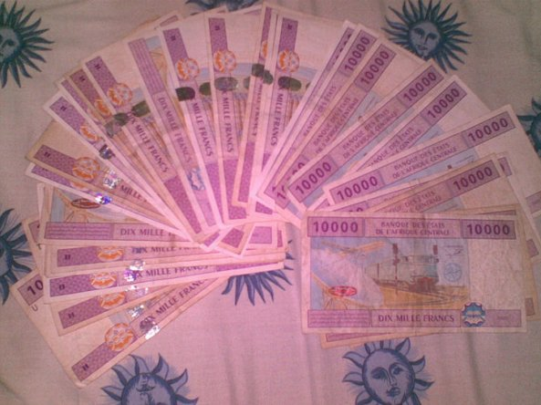 la vie d'argent