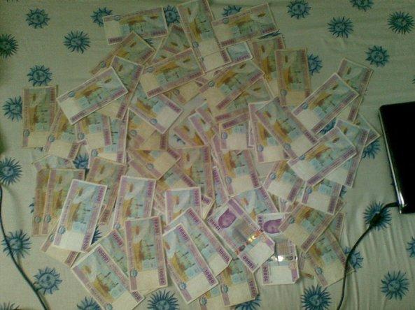 le lit d'argent