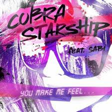 cobra starship- you make me fell