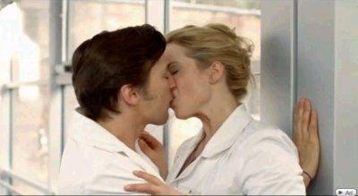 Un baiser passionner!!