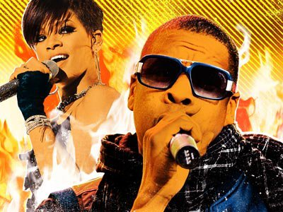 rnb coneXion H-H vol 1 by MAFIA UNDER ZIK  / umbrella / RIHANNA FEAT JAY-Z (2011)