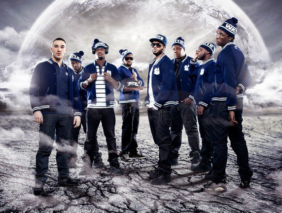 dingue de Watt / disque d'or / SEXION D'ASSAUT (2012)